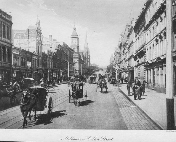 1870-1879「Melbourne Street」:写真・画像(8)[壁紙.com]