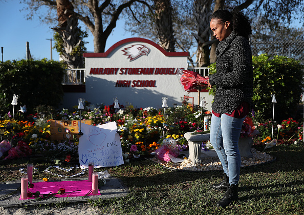 Memorial Event「One Year Anniversary Of Deadly Shooting At Marjory Stoneman Douglas High School In Parkland, Florida」:写真・画像(0)[壁紙.com]