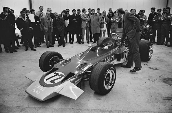 1970「Lotus 72」:写真・画像(13)[壁紙.com]