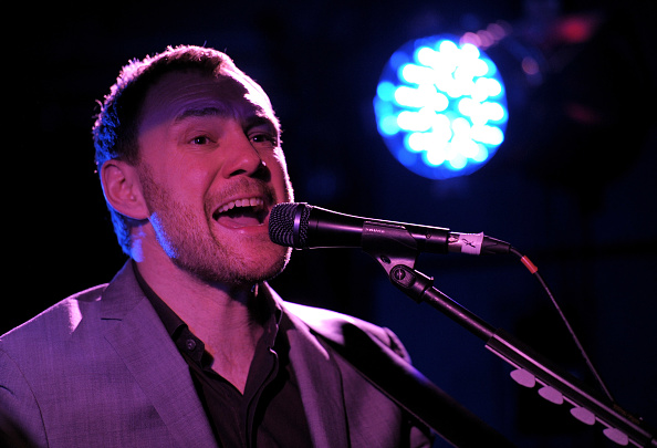 David Gray「David Gray Performs At Hard Rock Café」:写真・画像(4)[壁紙.com]