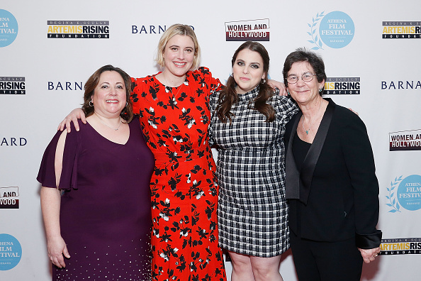 Three Quarter Length「2020 Athena Film Festival Awards Ceremony At Barnard College」:写真・画像(18)[壁紙.com]