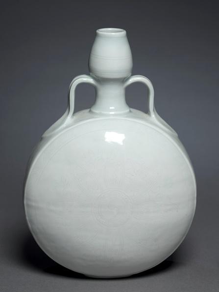Gourd「Gourd Flask With Floral Medallion」:写真・画像(8)[壁紙.com]