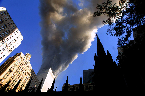 September 11 2001 Attacks「Attack on the World Trade Center」:写真・画像(17)[壁紙.com]