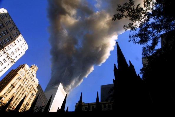 Tower「(FILE PHOTO) Authorities Release 9-11 Emergency Tapes」:写真・画像(12)[壁紙.com]