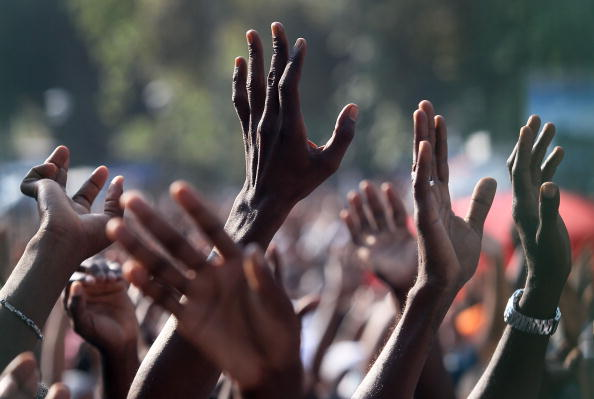 John Moore「Haiti Observes A National Day Of Mourning One Month After Earthquake Struck」:写真・画像(10)[壁紙.com]