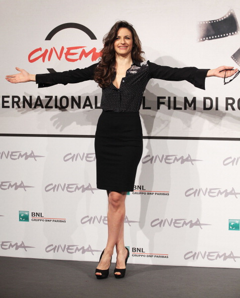 Open Collar「'E La Chiamano Estate' Photocall - The 7th Rome Film Festival」:写真・画像(2)[壁紙.com]