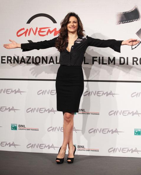 Open Collar「'E La Chiamano Estate' Photocall - The 7th Rome Film Festival」:写真・画像(1)[壁紙.com]
