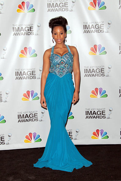 NAACP「43rd NAACP Image Awards - Press Room」:写真・画像(19)[壁紙.com]