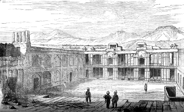 Kabul「Interior Of The British Residency」:写真・画像(17)[壁紙.com]