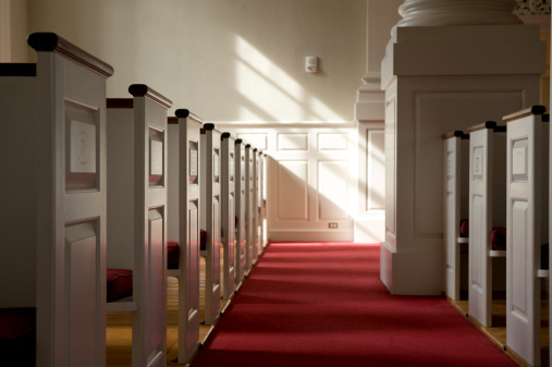 Aisle「Interior of Memorial Church at Harvard University in Cambridge, Massachusetts」:スマホ壁紙(19)