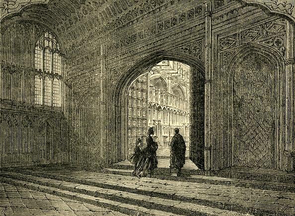 Ceiling Fan「Interior Of Henry ViiS Chapel」:写真・画像(10)[壁紙.com]