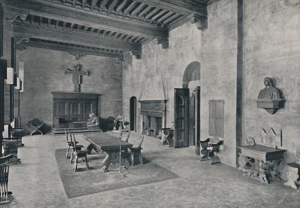 Architectural Feature「Interior Of Palazzo Davanzati」:写真・画像(19)[壁紙.com]