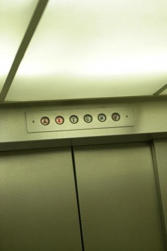 Elevator「Interior of elevator」:スマホ壁紙(9)