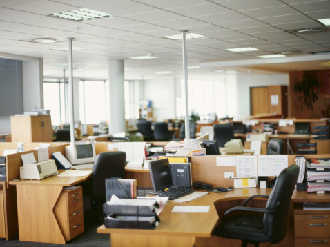 Corporate Business「interior of an office」:スマホ壁紙(18)