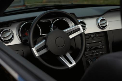 Sports Car「Interior of automobile」:スマホ壁紙(12)