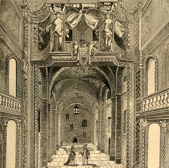 Ceiling「Interior Of The Dukes Theatre C」:写真・画像(10)[壁紙.com]
