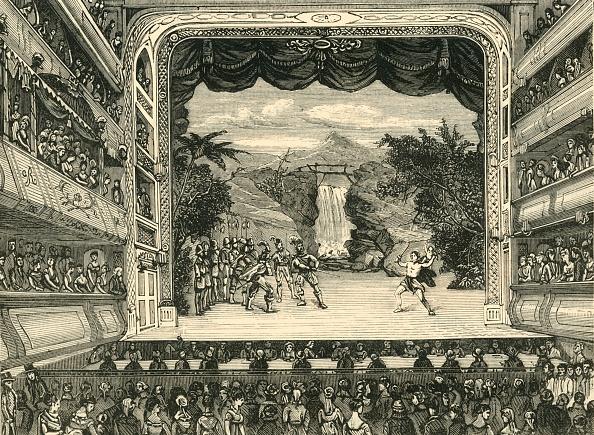 Publication「Interior Of Covent Garden Theatre In 1804」:写真・画像(19)[壁紙.com]