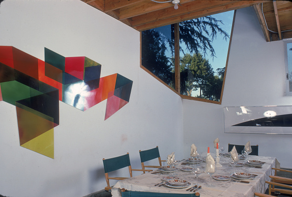 Dining Room「Frank Gehry House Interior」:写真・画像(17)[壁紙.com]