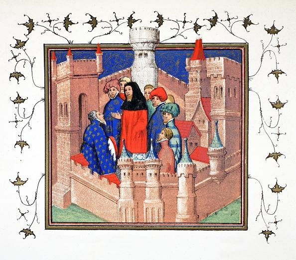 Horizontal「Earl Of Northumberland Delivering His False Message To Richard Ii」:写真・画像(14)[壁紙.com]