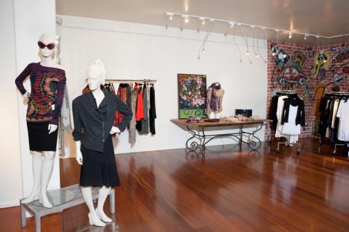Boutique「Interior of a fashion boutique」:スマホ壁紙(18)
