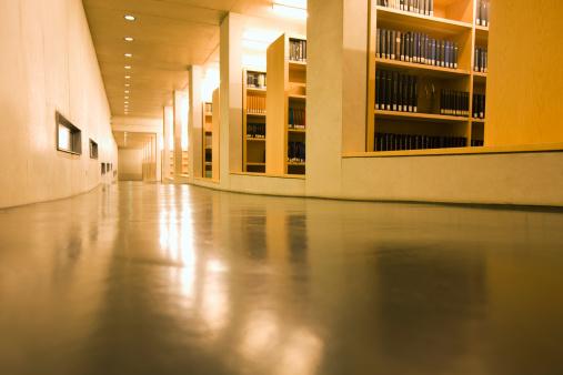 Intelligence「Interior Of Library」:スマホ壁紙(12)