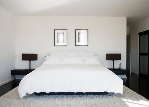 Bedroom「Interior of modern bedroom」:スマホ壁紙(14)