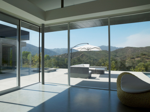 Calabasas「Interior of modern living room」:スマホ壁紙(15)