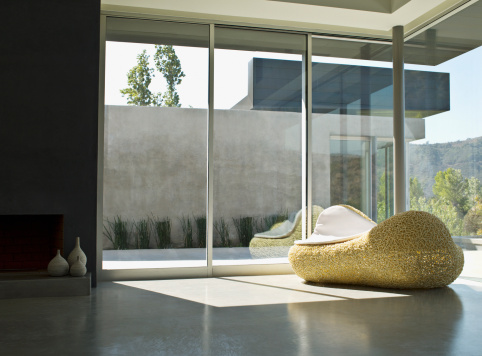 Calabasas「Interior of modern living room」:スマホ壁紙(5)