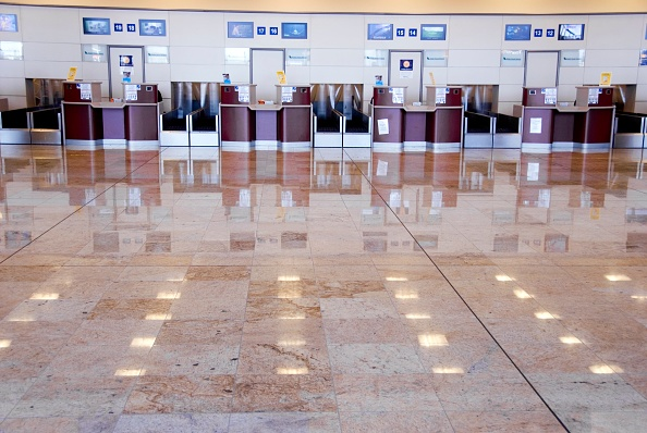 Sparse「Interior of Doncaster Airport check in, United Kingdom.」:写真・画像(14)[壁紙.com]