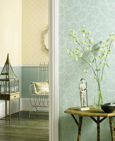 花「屋内の廊下で、伝統的なスタイル」:スマホ壁紙(7)