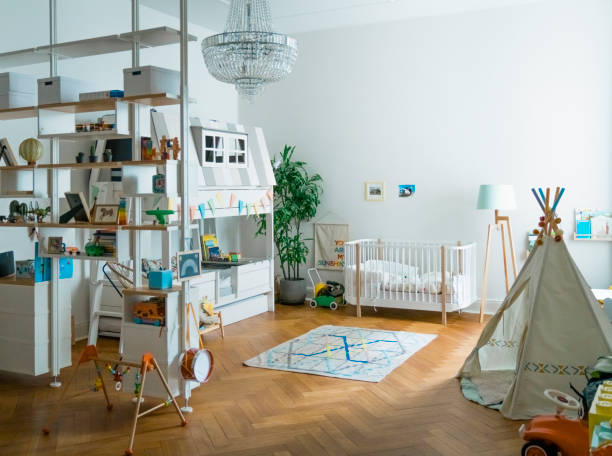 Interior of playroom at home:スマホ壁紙(壁紙.com)
