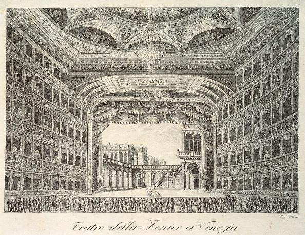 劇場「La Fenice in Venice」:写真・画像(10)[壁紙.com]