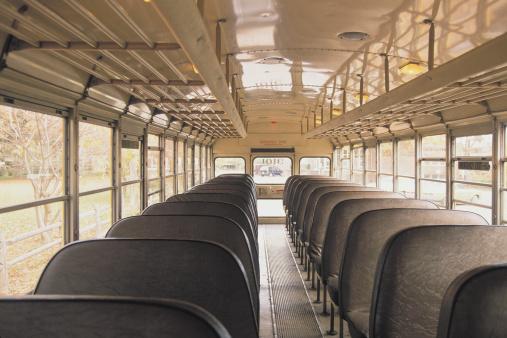 Vehicle Interior「Interior of bus」:スマホ壁紙(19)