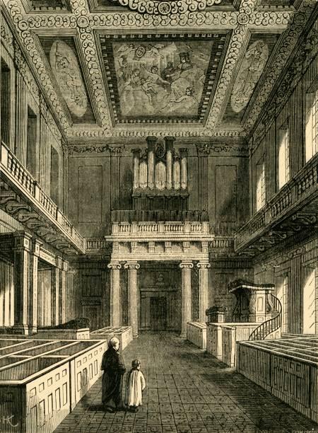 Interior Of The Chapel Royal Banqueting House:ニュース(壁紙.com)