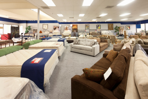 Furniture Store「Interior of furniture store」:スマホ壁紙(15)