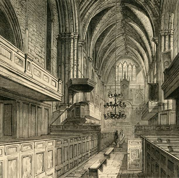 Interior Of St Saviours Church:ニュース(壁紙.com)