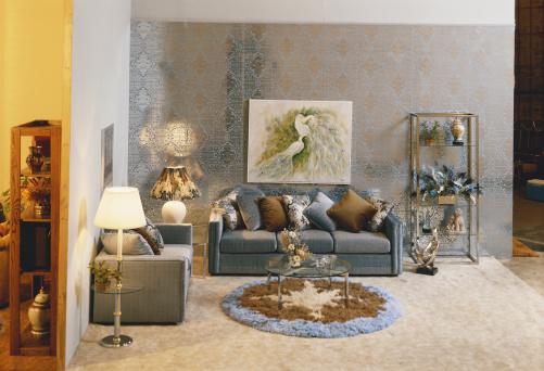 Lamp Shade「Interior of living room」:スマホ壁紙(16)