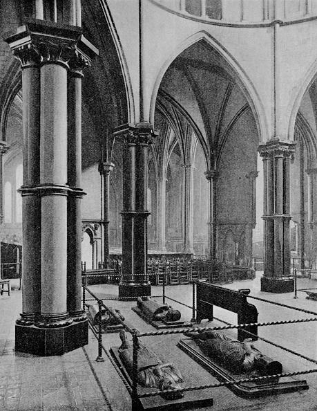 20th Century Style「Interior of the Temple Church, City of London, c1905 (1906)」:写真・画像(16)[壁紙.com]