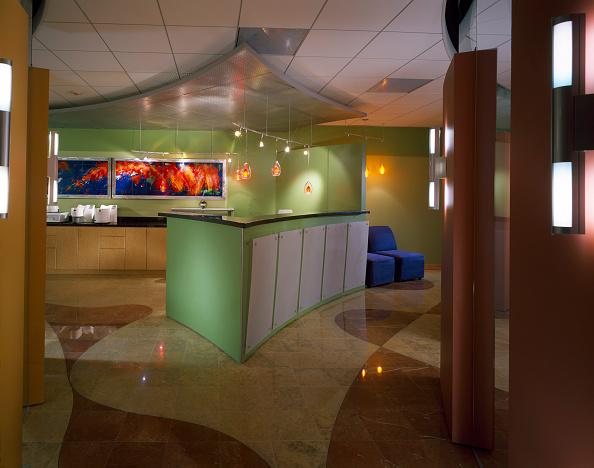 Modern「Interior of Advanced Dental Design in Sandy, Utah. USA.」:写真・画像(7)[壁紙.com]
