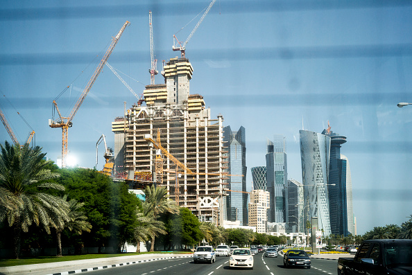 Doha「Corniche road, Doha, Qatar.」:写真・画像(16)[壁紙.com]