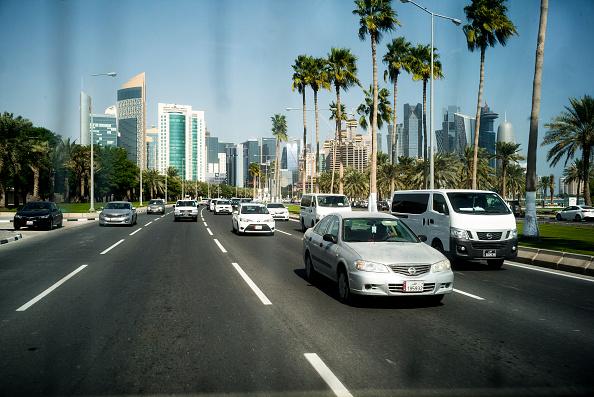 Qatar「Corniche road, Doha, Qatar.」:写真・画像(18)[壁紙.com]