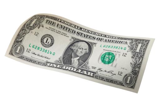 US Paper Currency「One dollar bill」:スマホ壁紙(7)