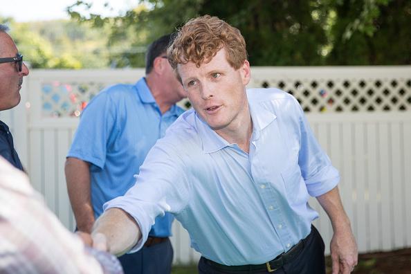 Scott Eisen「Rep. Joe Kennedy III Launches Campaign For Senate」:写真・画像(10)[壁紙.com]