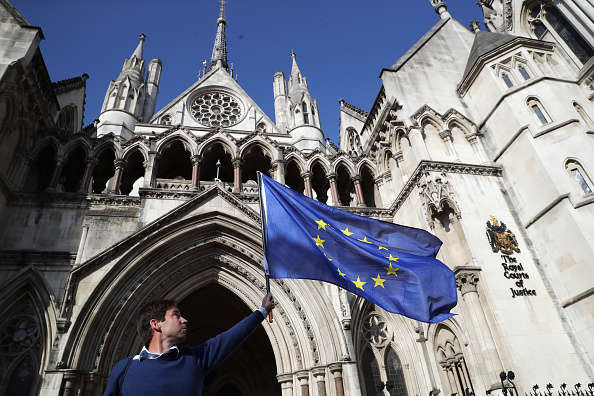 European Union「High Court Is Told That Theresa May Has No Legal Power To Start Brexit」:写真・画像(0)[壁紙.com]