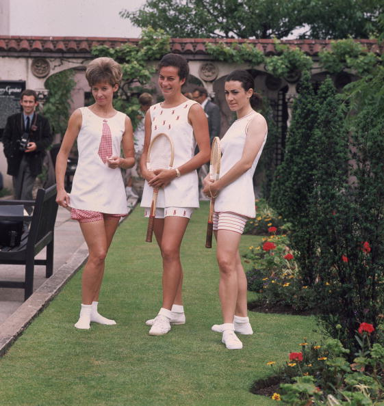 George Freston「Tennis Trio」:写真・画像(3)[壁紙.com]