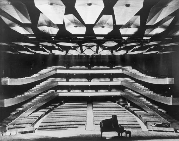 Lincoln Center Philharmonic Hall:ニュース(壁紙.com)