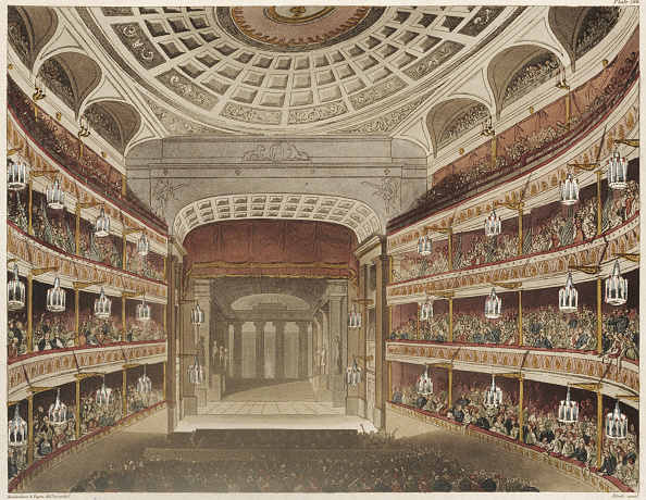 Covent Garden「Royal Opera House」:写真・画像(9)[壁紙.com]