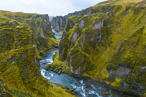 Lava「Fjadrargljufur canyon, Iceland」:スマホ壁紙(6)