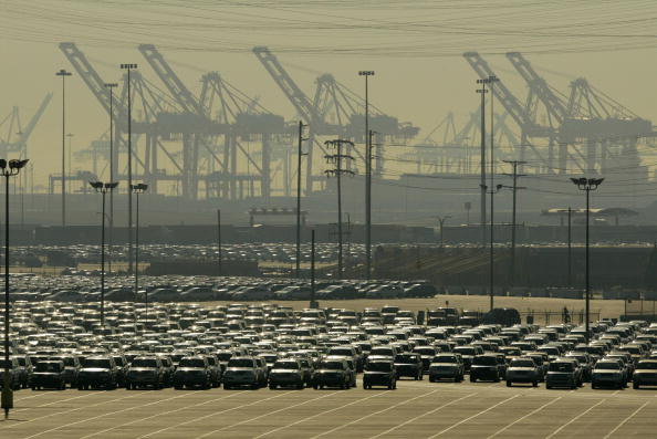 Wind「Clear Skies Push Smog Over Port of Los Angeles」:写真・画像(18)[壁紙.com]