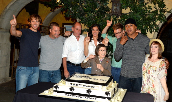 """J R Smith「CBS' """"NCIS: Los Angeles"""" Celebrates The Filming Of Their 100th Episode」:写真・画像(19)[壁紙.com]"""